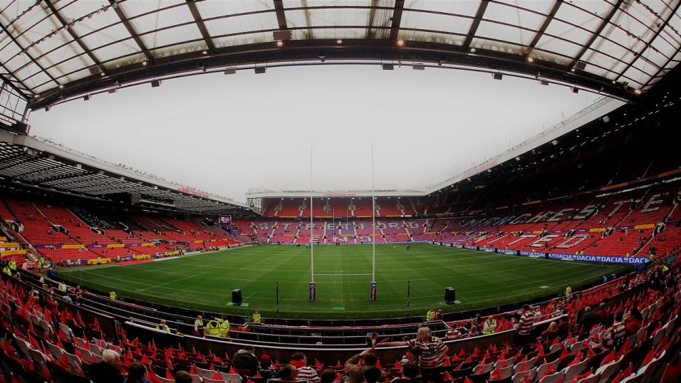 Super League Grand Final at Old Trafford