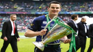 Leinster fly-half Johnny Sexton