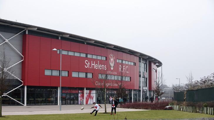 St Helens' Totally Wicked Langtree Park Stadium
