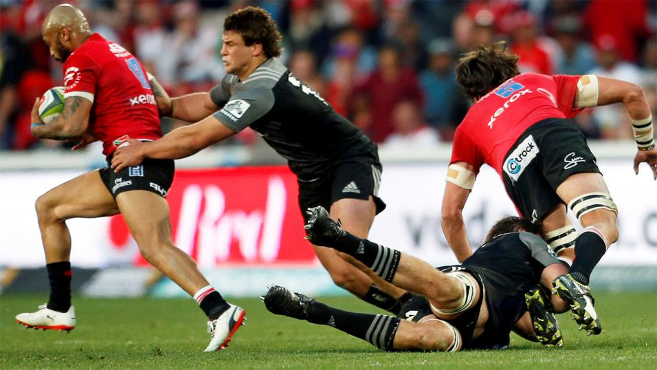 Super Rugby Team - Lions