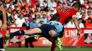 Super Rugby - Sunwolves