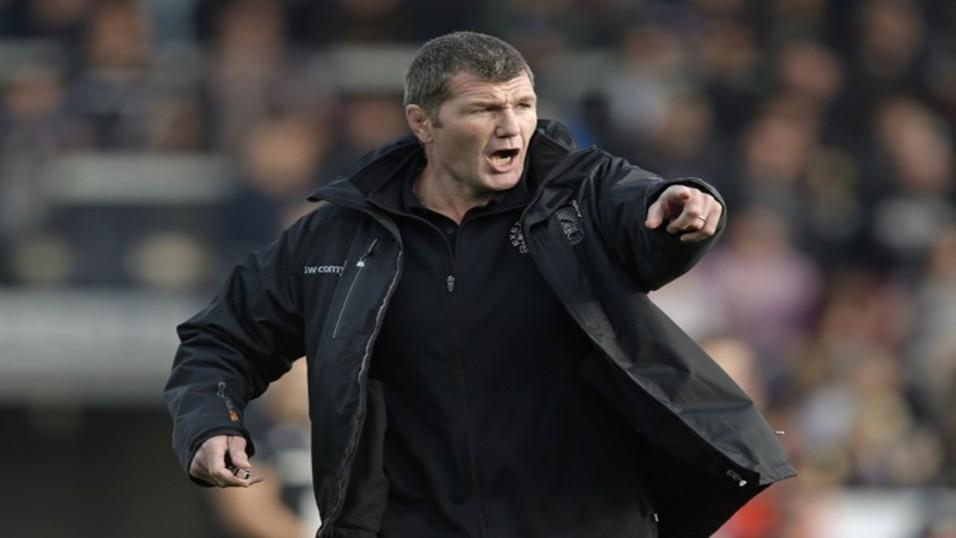 Rob Baxter's side are clear at the top of the Premiership