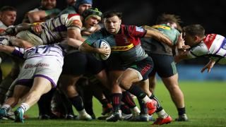 Harlequins scrum-half Danny Care