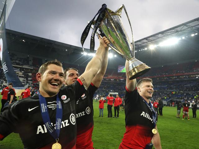 Saracens start the defence of their trophy with a daunting trip to former winners Toulon