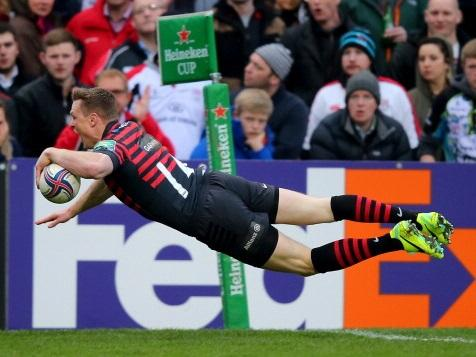 Star winger Chris Ashton has found his form and that could be key in this match