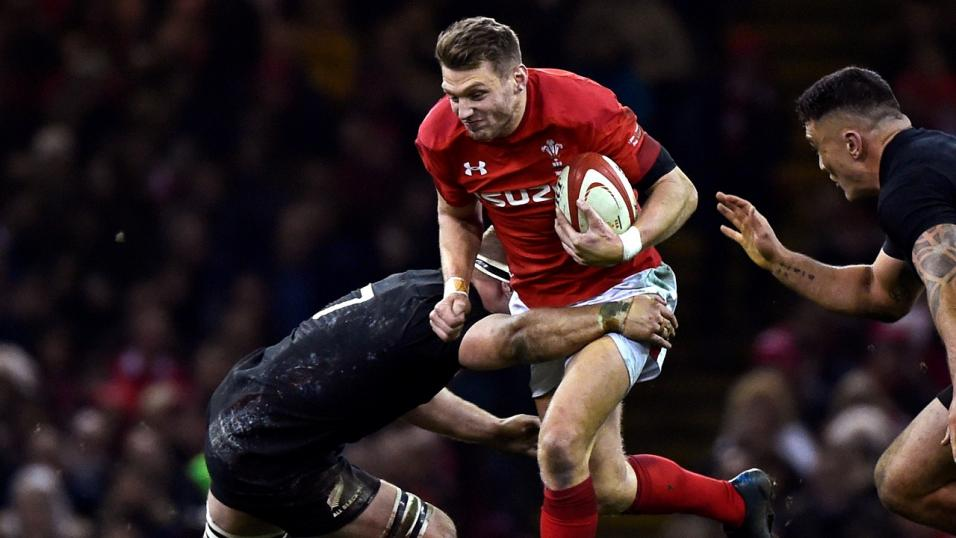 Biggar and better - Dan Biggar is straight back into the Wales line-up