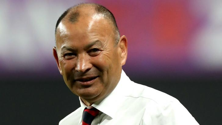 England's coach Eddie Jones