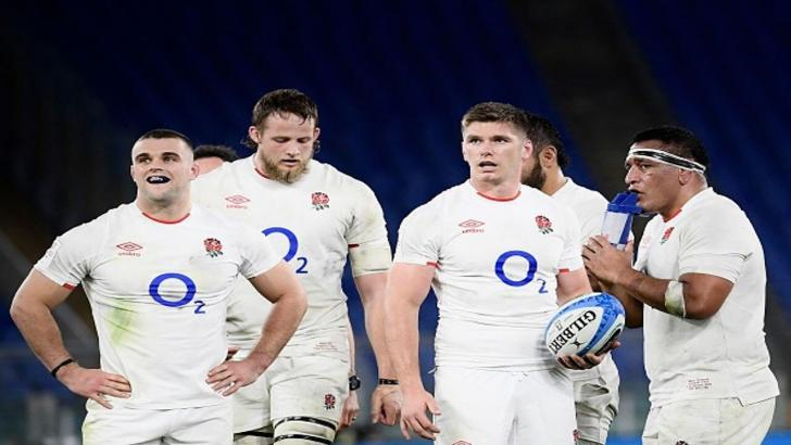 Six Nations champions England