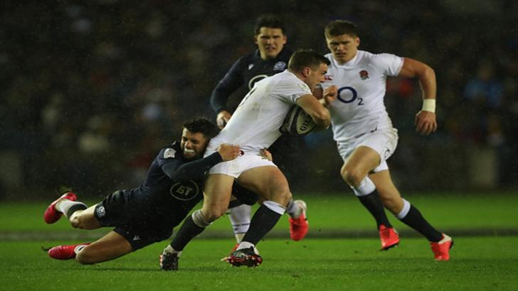England fly-half George Ford