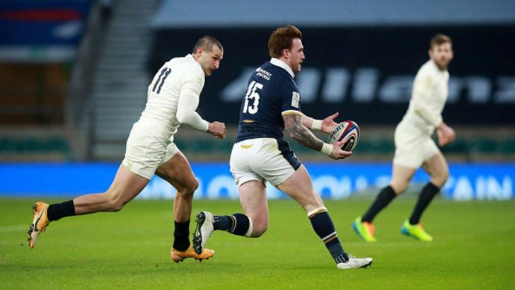 Scotland captain Stuart Hogg