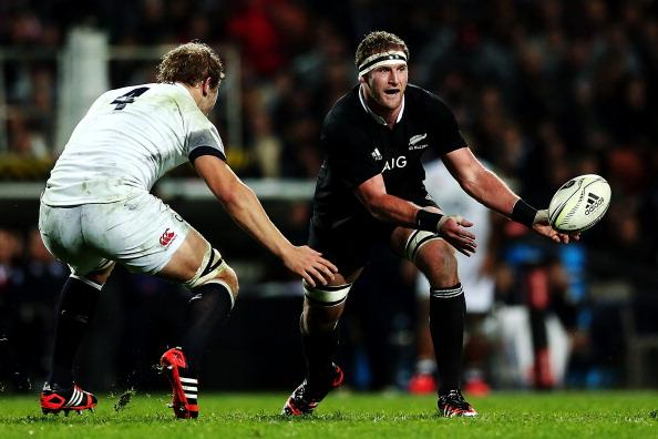 Having IRB World Player of the Year Kieran Read back gave the All Blacks a big lift