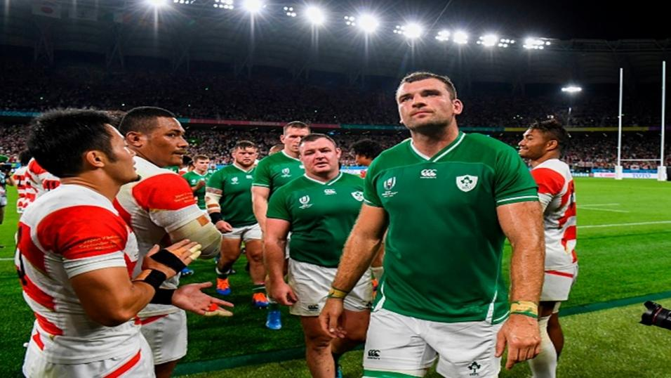 Shocked Ireland lost to hosts Japan