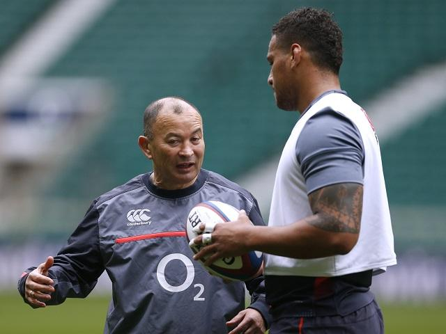 Ruthless - Eddie Jones has told Nathan Hughes he's out