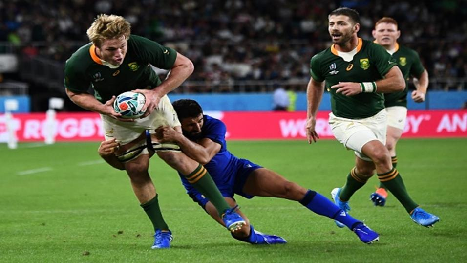 World Cup contenders South Africa