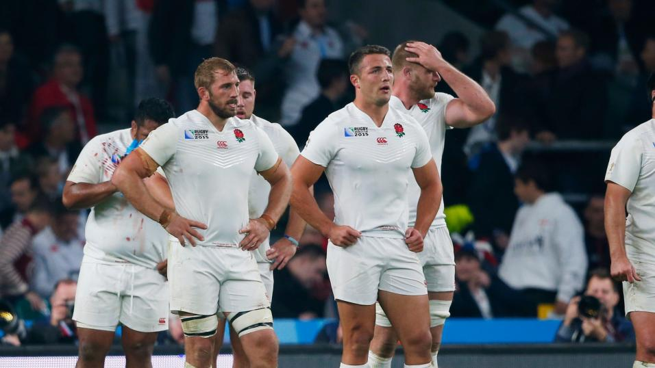 Sam Burgess was the scapegoat for England's 2015 Union flops