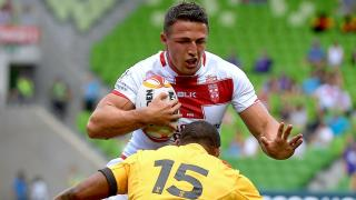 England must create chances for Sam Burgess