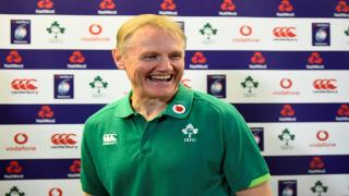 Ireland boss Joe Schmidt