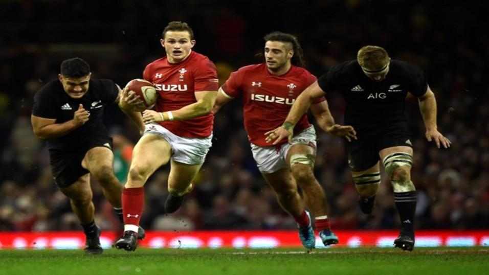 Wales were beaten at home to the All Blacks last weekend
