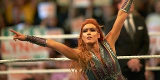 WWE Superstar - Becky Lynch