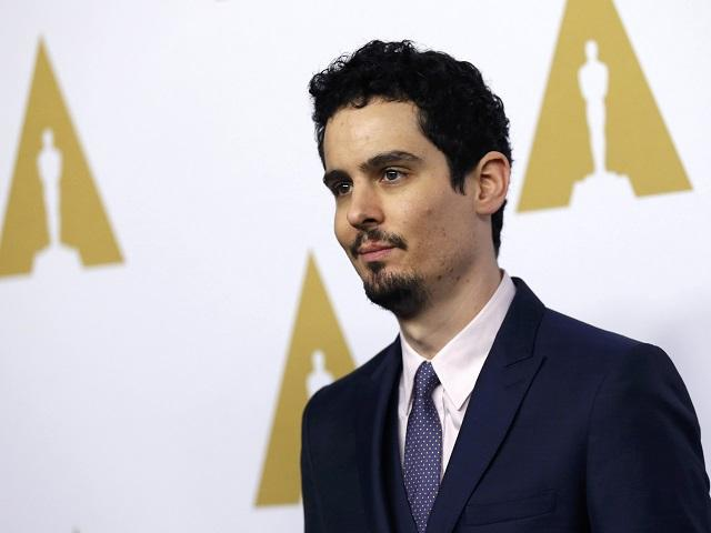 La La Land director Damien Chazelle (above) could land several Oscars on Sunday