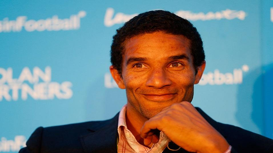 Ex-England goalkeeper David James