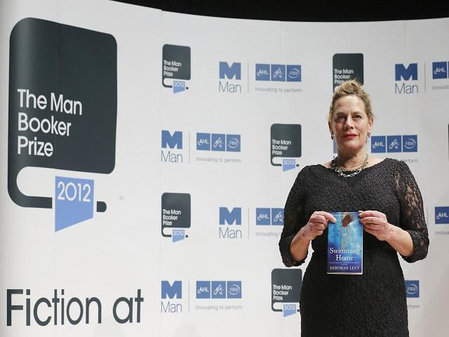 Deborah Levy when she was nominated for the Man Booker in 2012