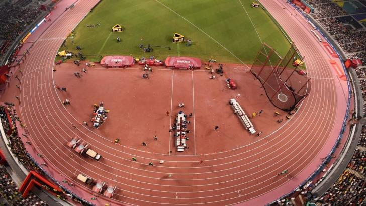 World Athletics Championships in Doha