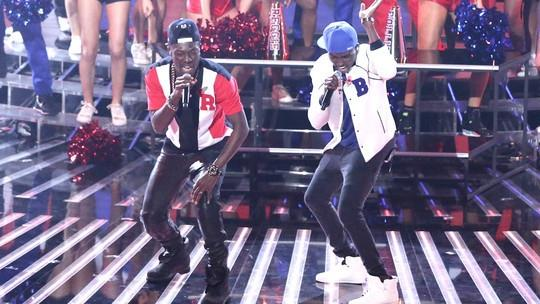 With a crowd-pleasing song-choice this week, Reggie N Bollie might become likely winners