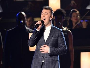 Sam Smith has five Brits nominations
