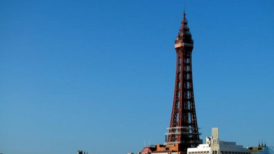 The iconic Blackpool Tower Rooms plays hosts to Strictly Come Dancing this Saturday and Sunday