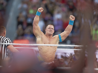 John Cena takes on Seth Rollins at SummerSlam