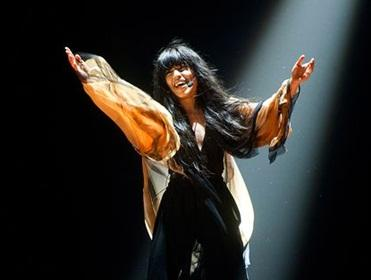 The Swedish entry pales by comparison to previous winners like Loreen