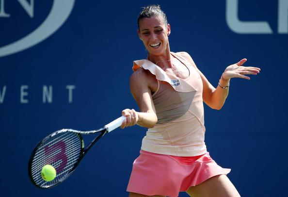 Can Pennetta progress into the third round?