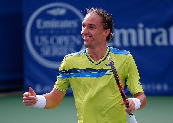 Alexandr Dolgopolov has a chance in a weak half of the draw in Antwerp...