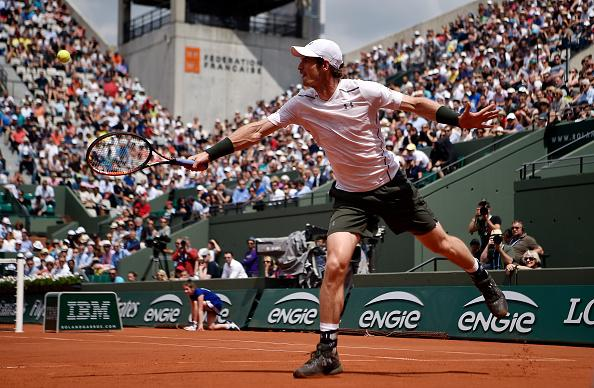 Andy Murray's clay data is far from elite level...