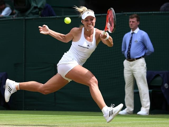World Number One Angelique Kerber is the Wimbledon value...