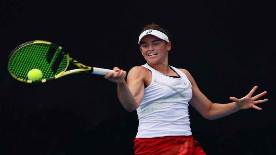 American Tennis Player Jennifer Brady