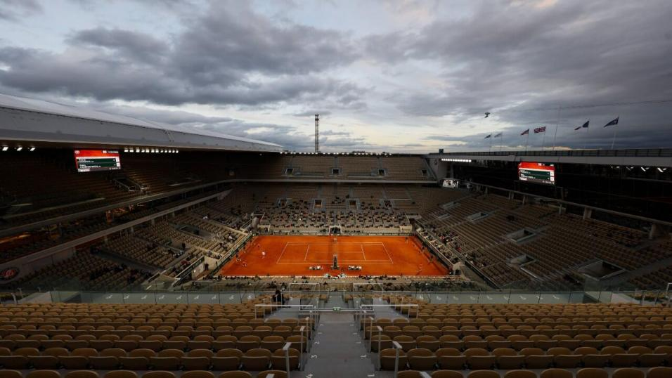 French Open Court Philippe Chatrier