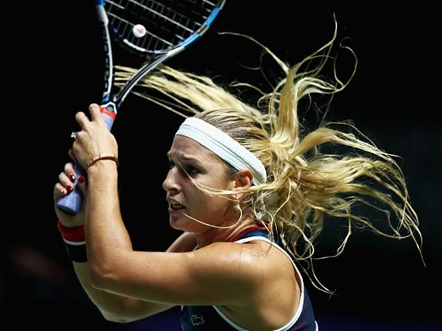 Cibulkova is looking for a fourth title of the season