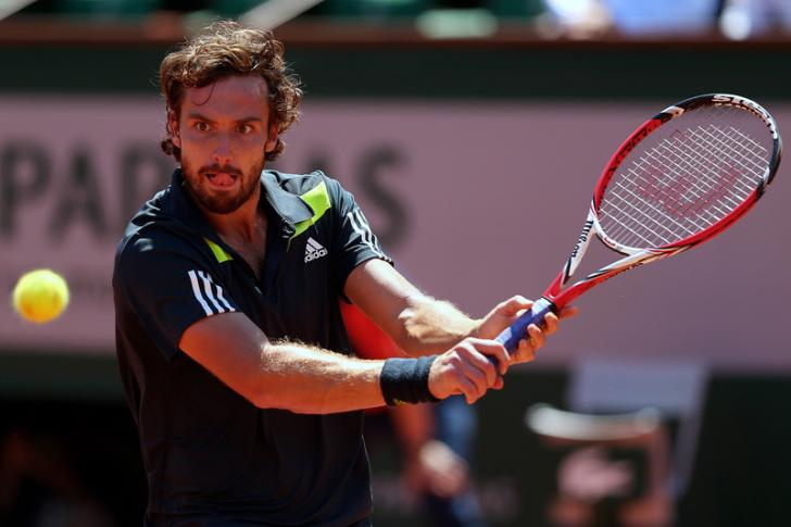 Can Gulbis go one better at the 2015 French Open?
