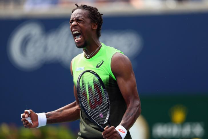 Will we see the Monfils victory roar tonight?