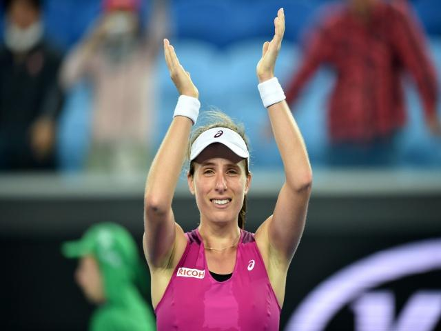 We expect Konta to be denied at the final hurdle in China