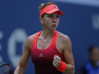 Simona Halep's experience may prove critical today...