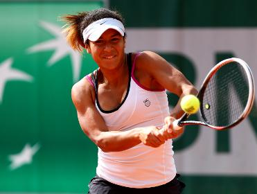 British hopeful Heather Watson has shown good improvement over the summer months