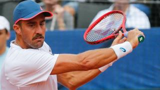 American Tennis Player Steve Johnson