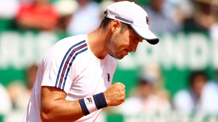 Serbian Tennis Player Dusan Lajovic
