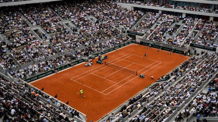 French Open: men's singles final