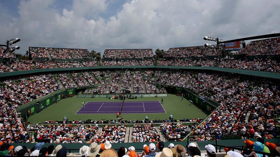 Miami Open Stadium