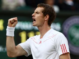 Andy Murray wasn't troubled in Round 2 at Wimbledon