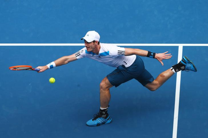 The statistics suggest it will be a stretch for Andy Murray to progress far at the US Open